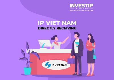 IP Vietnam directly receive applications